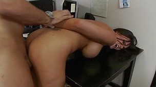 Office BOOTY-istant